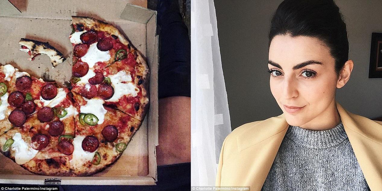 Cómo perder peso comiendo solo pizza