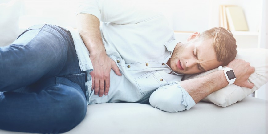 como aliviar el dolor intestinal