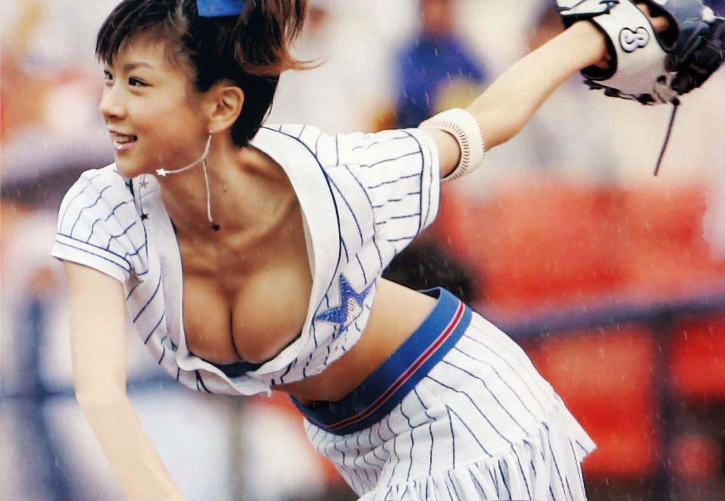 Las jugadoras de baseball desnudas más explosivas