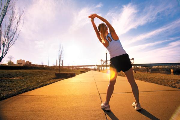 Pensar que haces poco ejercicio puede hacer que mueras antes