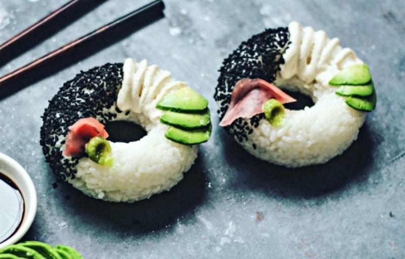 donut sushi