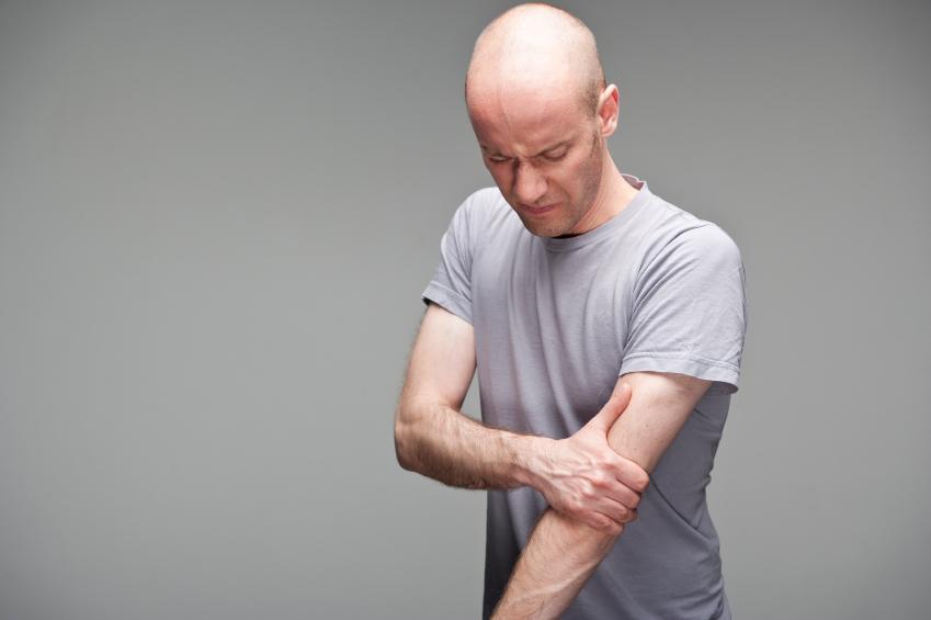 ¿Cómo aliviar los dolores de brazos?