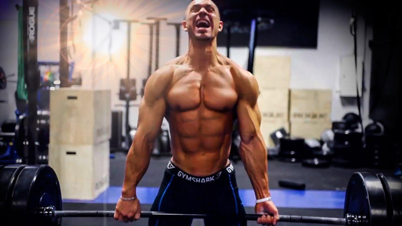 El impresionante cuerpo de Alon Gabbay desnudo