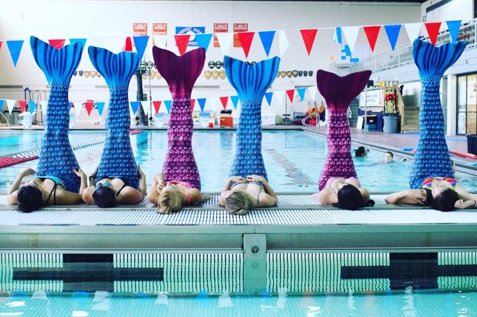 Aquamermaid: cómo moldear tu cuerpo siendo una sirena