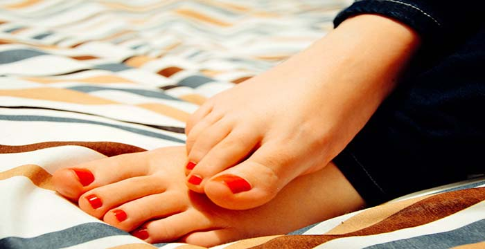 curar hongos uñas de los pies
