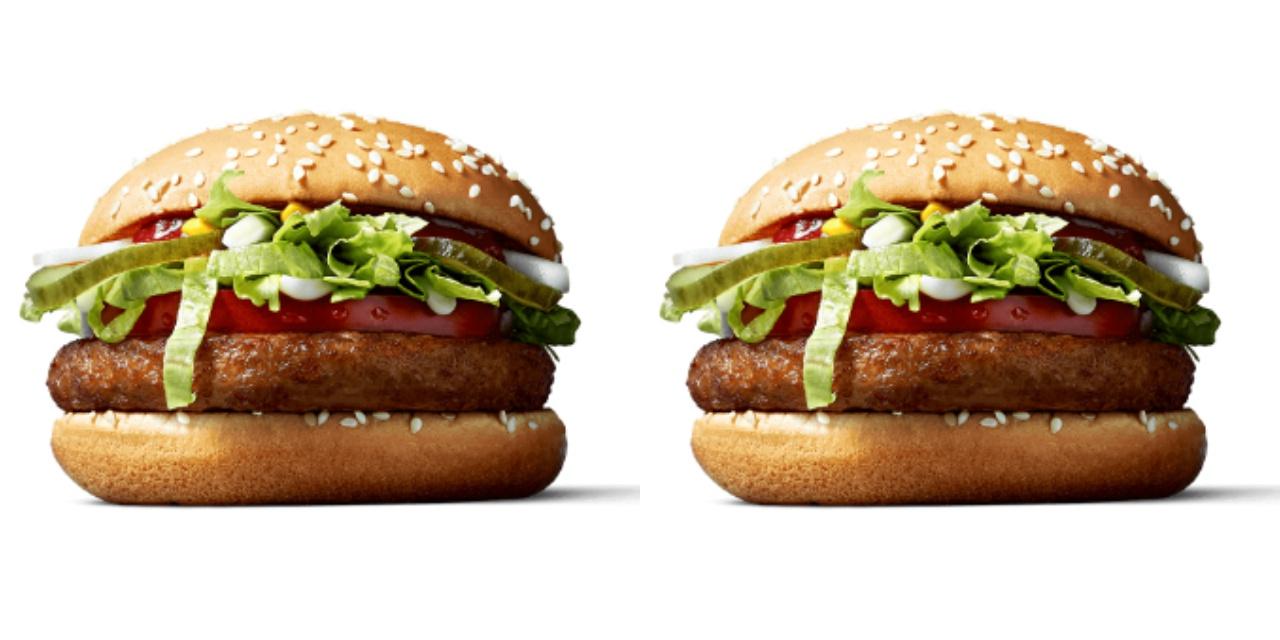 ¿Es la McVegan de McDonald's realmente una opción vegana?
