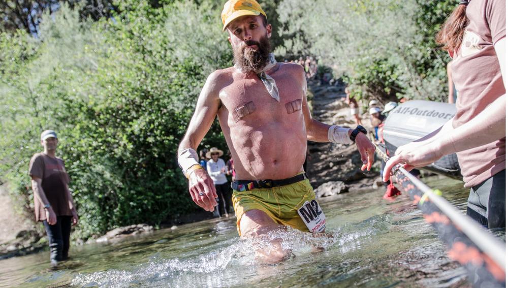 La historia de superación de Rob Krar: el hombre que salió de la depresión corriendo