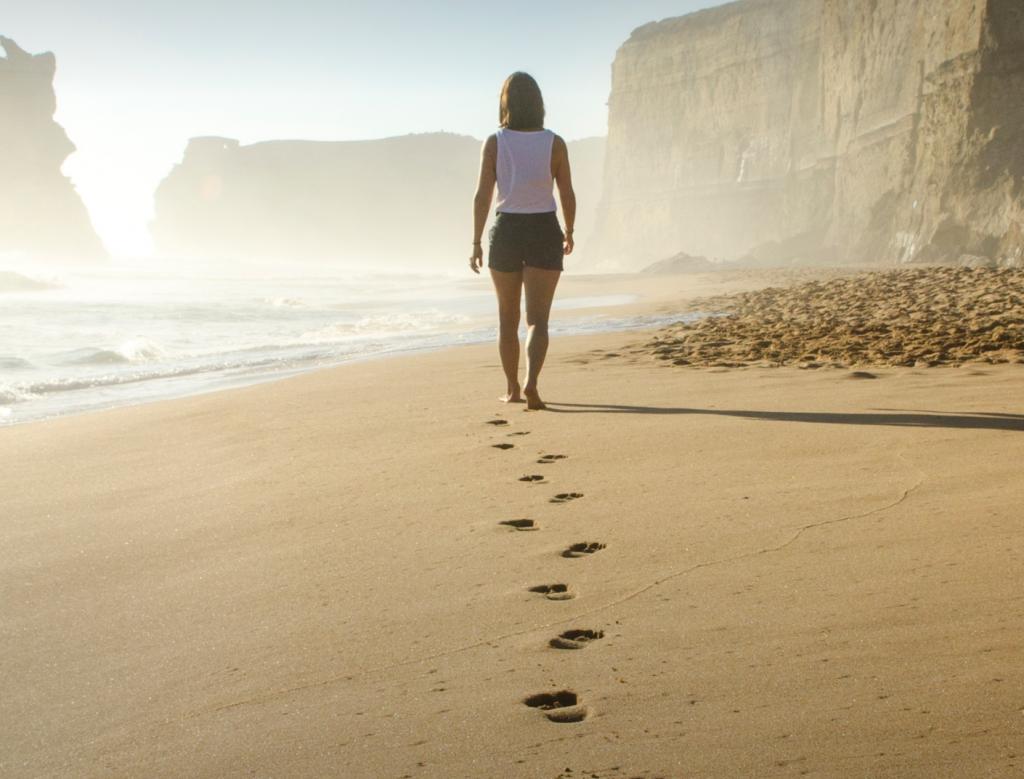 4 consejos para adelgazar caminando en menos tiempo