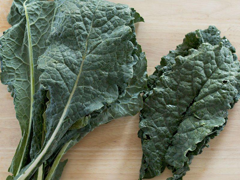 intolerancia o alergia al kale