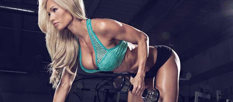 Jenne Reneé desnuda: la modelo fitness más sensual