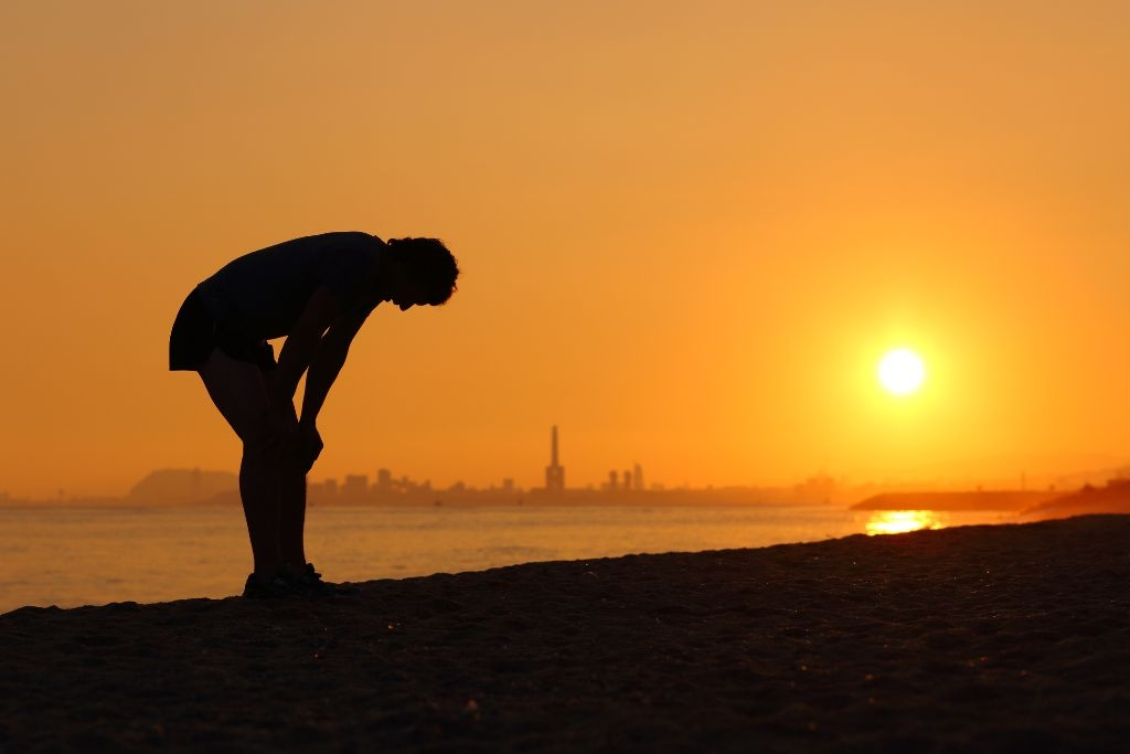 Por qué no deberías salir a correr con resaca