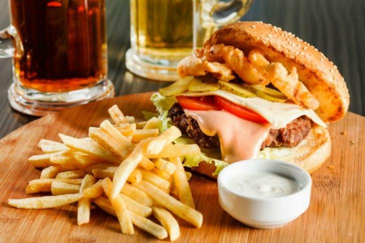 5 pasos para desengancharte de la comida basura