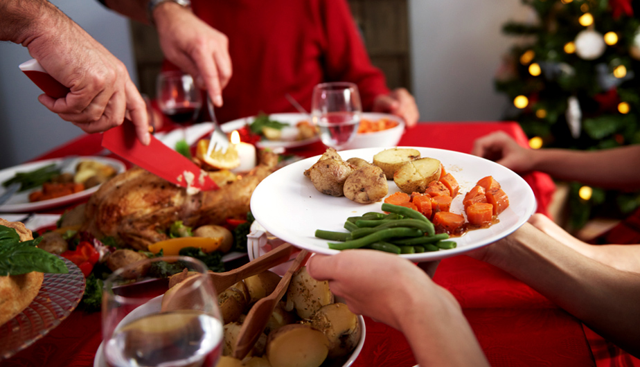5 consejos para mantener tu peso en Navidad