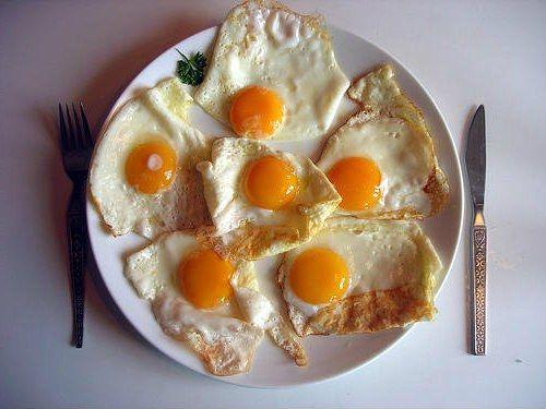 proteinas huevo