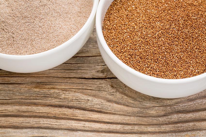 5 cosas que no sabías del teff, el cereal sin gluten de moda