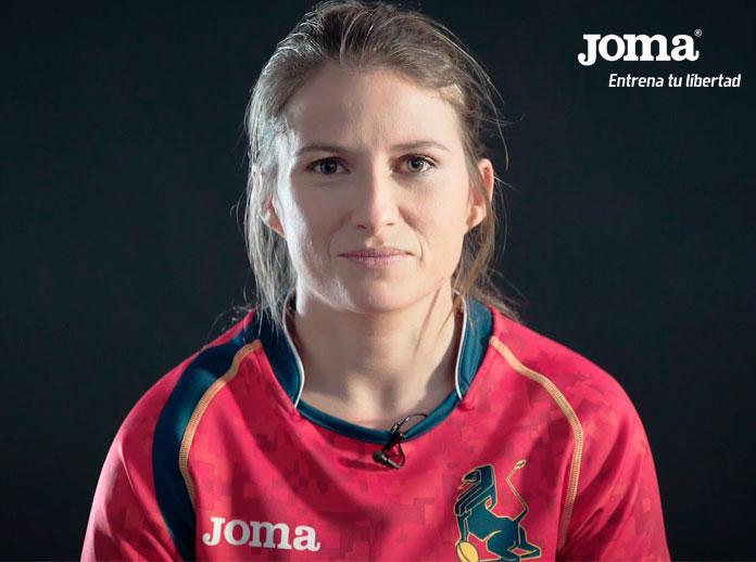 anuncio joma rugby femenino