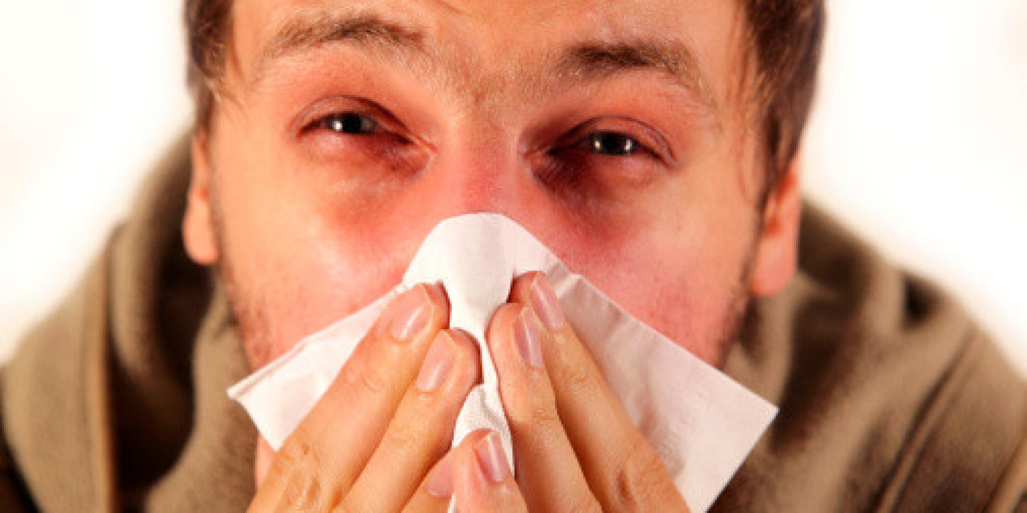 sintomas de la gripe