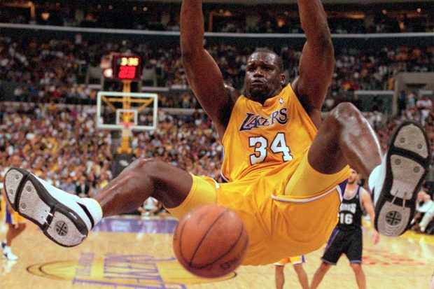 Mate Shaquille O'Neal