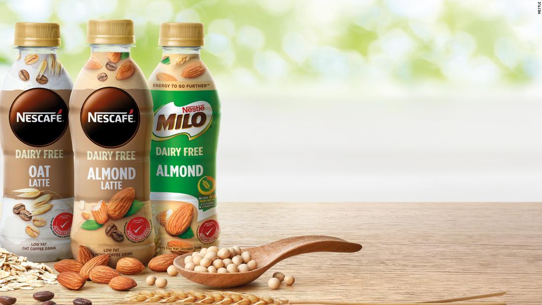 """Milo sin leche y """"cerdo"""" sin carne: Nestlé y otras marcas apuestan a lo grande por los alimentos de origen vegetal en Asia"""